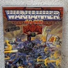 Juegos Antiguos: LIBRO WARHAMMER 2ª EDICION ROGUE 40000 TRADER 1991 JUEGO ROLL JUEGO GUERRA 29X21CMS. Lote 269122238