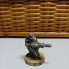 Juegos Antiguos: WARHAMMER 40000 GUARDIA IMPERIAL TALLARN ARMA ESPECIAL 42. Lote 269213178