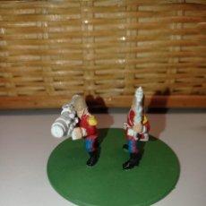 Juegos Antiguos: WARHAMMER 40000 GUARDIA IMPERIAL PRETORIAN DOTACION ARMA PESADA 46. Lote 269214478