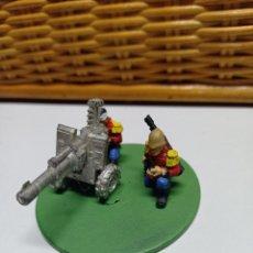 Juegos Antiguos: WARHAMMER 40000 GUARDIA IMPERIAL PRETORIAN DOTACION ARMA PESADA 49. Lote 269227008
