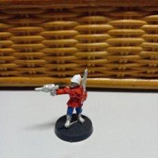 Juegos Antiguos: WARHAMMER 40000 GUARDIA IMPERIAL PRETORIAN TROPA 57. Lote 269228918