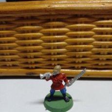 Juegos Antiguos: WARHAMMER 40000 GUARDIA IMPERIAL PRETORIAN TROPA 59. Lote 269228998
