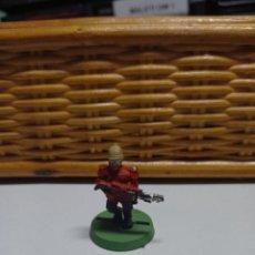 Juegos Antiguos: WARHAMMER 40000 GUARDIA IMPERIAL PRETORIAN TROPA 62. Lote 269229178