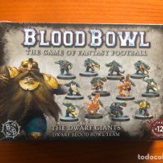 Giochi Antichi: BLOOD BOWL DWARF GIANTS. Lote 269296853