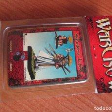 Juegos Antiguos: WAR CRUW ( SHIRODORA JUJIRO ) ( FIGURA METAL PARA WARHAMMER ). Lote 270381948