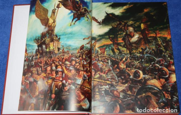 Juegos Antiguos: Warhammer - El juego de las batallas fantásticas - Games Workshop (2006) - Foto 5 - 270454153