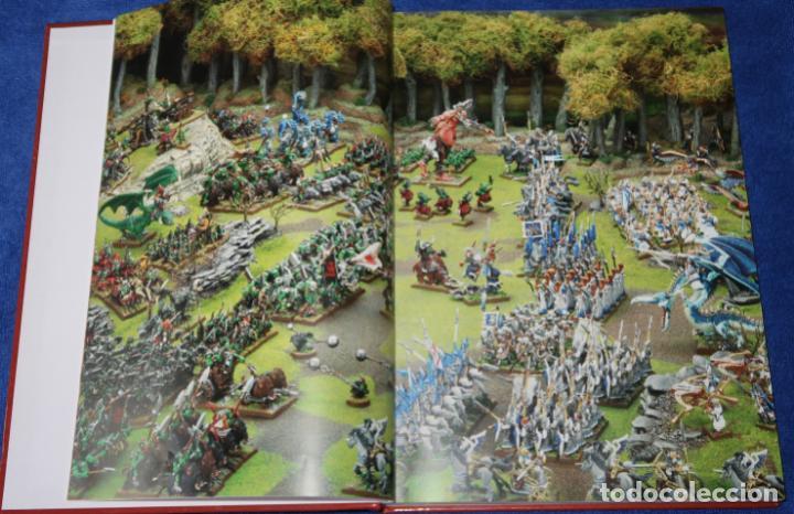 Juegos Antiguos: Warhammer - El juego de las batallas fantásticas - Games Workshop (2006) - Foto 6 - 270454153