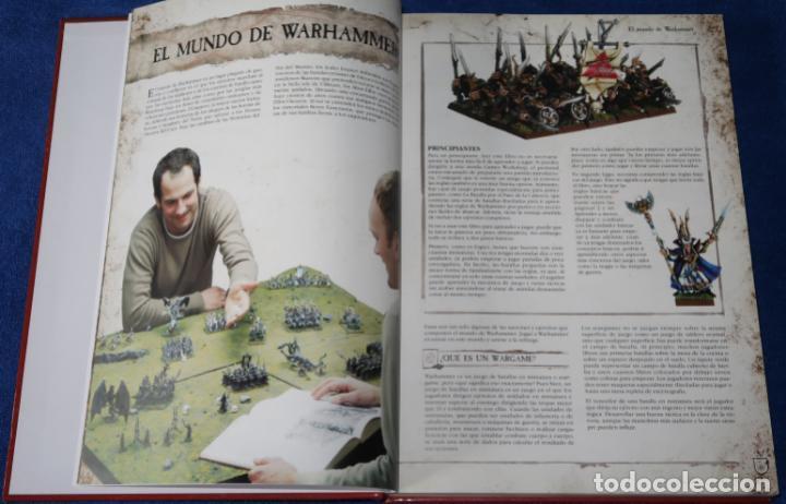 Juegos Antiguos: Warhammer - El juego de las batallas fantásticas - Games Workshop (2006) - Foto 7 - 270454153