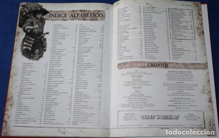 Juegos Antiguos: Warhammer - El juego de las batallas fantásticas - Games Workshop (2006) - Foto 8 - 270454153