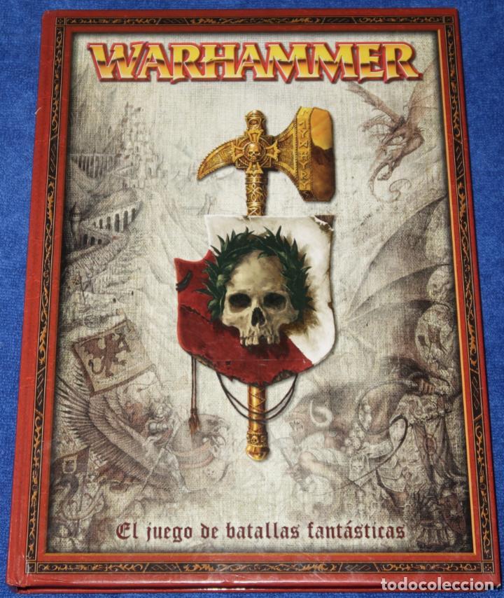 WARHAMMER - EL JUEGO DE LAS BATALLAS FANTÁSTICAS - GAMES WORKSHOP (2006) (Juguetes - Rol y Estrategia - Warhammer)