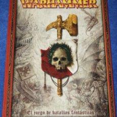 Juegos Antiguos: WARHAMMER - EL JUEGO DE LAS BATALLAS FANTÁSTICAS - GAMES WORKSHOP (2006). Lote 270454153
