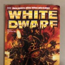 Juegos Antiguos: WHITE DWARF N 149, GAMES WORKSHOP WARHAMMER.. Lote 271520998