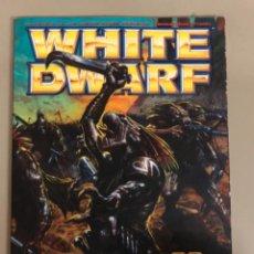 Juegos Antiguos: WHITE DWARF N 80, GAMES WORKSHOP WARHAMMER.. Lote 271521318