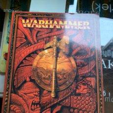 Juegos Antiguos: MANUAL WARHAMMER. 289 PÁGINAS. CASTELLANO.. Lote 273987713