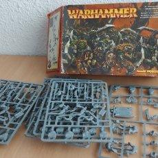 Giochi Antichi: ORC WARRIORS REGIMENT , REGIMIENTO DE GUERREROS ORCOS WARHAMMER. Lote 276181393