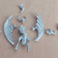 Giochi Antichi: WARHAMMER CAOS , METAL. Lote 276197773