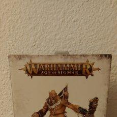 Giochi Antichi: WARHAMMER AGE OF SIGMAR MEGA-GARGANT. Lote 276413118