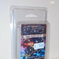 Giochi Antichi: WARHAMMER JUEGO DE ROL - DREADFLEET - CAPITANES DE LA FLOTA DEL TERROR - OFERTA. Lote 277146913