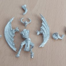 Jeux Anciens: WARHAMMER CAOS , METAL. Lote 286539068