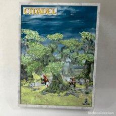 Giochi Antichi: CAJA CITADEL WOOD / BOSQUE - GAMES WORKSHOP - 2007 - ESCENARIO PARA WARHAMMER. Lote 287664463