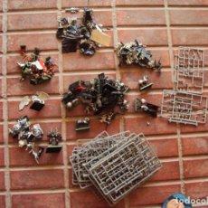 Jeux Anciens: LOTE WARHAMMER MIRAR FOTOS, DE PLASTICO Y METAL. Lote 287929648