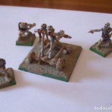 Juegos Antiguos: WARHAMMER (OLDHAMMER): CATAPULTA LANZACRÁNEOS EJERCITO NO MUERTOS. Lote 287952253