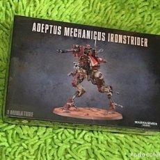 Juegos Antiguos: WARHAMMER 40K ADEPTUS MECHANICUS IRONSTRIDER 40000. Lote 288132883