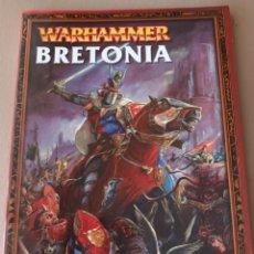 Juegos Antiguos: WARHAMMER BRETONIA REVISTA. Lote 288504168