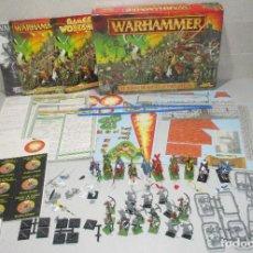 Juegos Antiguos: WARHAMMER, EL JUEGO DE LAS BATALLAS FANTÁSTICAS, GAMES WORKSHOP, EDICIÓN 1996. Lote 170885500