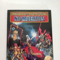 Juegos Antiguos: WARHAMMER NO MUERTOS 1994. Lote 289360213