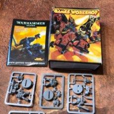 Juegos Antiguos: MARINES ESPACIALES SF01 - GAMES WORKSHOP - WARHAMMER 40000. Lote 295021658
