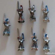 Juegos Antiguos: MAESTROS DE LA ESPADA HOETH - HIGH ELF SWORD MÁSTERS OF HOETH / WARHAMMER. Lote 297240508
