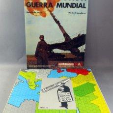 Juegos Antiguos: LA SEGUNDA GUERRA MUNDIAL JUEGO NAC 1982 COMPLETO CAJA INSTRUCCIONES BUEN ESTADO. Lote 297273998