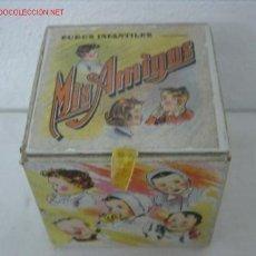 Juegos antiguos: JUEGO CUBOS. Lote 27107133