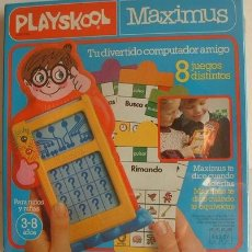 Juegos antiguos: JUEGO MAXIMUS 8 JUEGOS DISTINTOS EN CAJA, CC. Lote 26536131