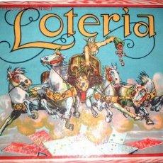 Juegos antiguos: 1048. JUEGO LOTERIA AÑOS 30-40. Lote 10407046