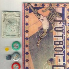 Juegos antiguos: (P-1) JUEGO FUTBOL - DADOS AÑOS 50-60. Lote 3314411