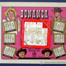 Juegos antiguos: JUEGO ROMPECABEZAS BONANZA. JUEGO DE HABILIDAD. PASTIEMPO IDEAL. PIQUÉ. MARCA REGISTRADA. AÑOS 60.. Lote 118430279
