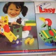 Juegos antiguos: JUEGO DE CONSTRUCCIÓN LASY. Lote 122458470