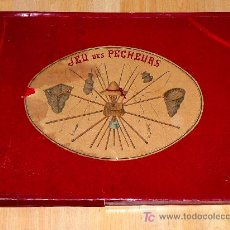 Jogos antigos: JEU DES PECHEURS. JUEGO ANTIGUO FRANCÉS, DE PRINCIPIOS DEL SIGLO PASADO.. Lote 6434157