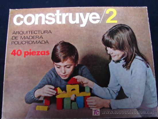 CONSTRUYE 2 - MARIGO (Juguetes - Juegos - Otros)
