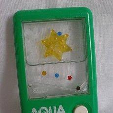 Juegos antiguos: JUEGO DE AGUA GEYPER ANTIGUO DE BOLSILLO. Lote 100047360