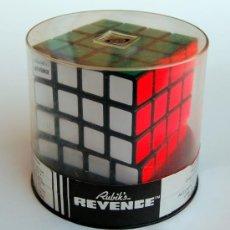Juegos antiguos: CUBO DE RUBIK REVENGE (RUBIK'S CUBE) ORIGINAL DE 1982. 4X4X4. PRECINTADO!!. Lote 26584764