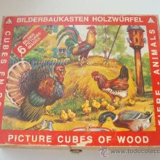 Juegos antiguos: ANTIGUO ROMPE CABEZAS DE LOS AÑOS 60 IDEAL COLECCIONISTAS . Lote 26585399