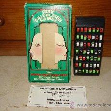 Juegos antiguos: MINI MIND MOVER 5 - AÑO 1974. Lote 9042689
