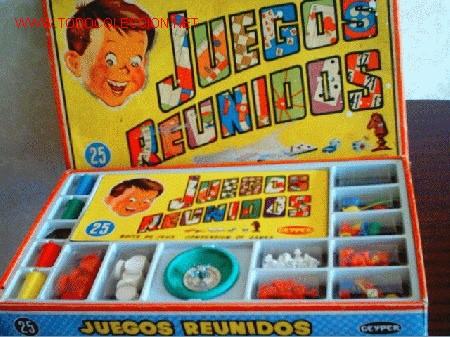 Juegos Reunidos Geyper 25 Anos 60 Comprar Juegos Antiguos Variados