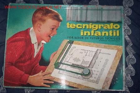JUEGO DIBUJO TECNICO TECNIGRAFO TR-22 ARQUITECTURA INGENIERIA PLANOS (Juguetes - Juegos - Otros)