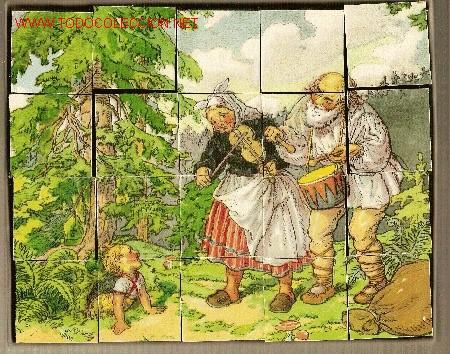 Juegos antiguos: Kubus Stredni (Rompecabezas madera) Checoeslovaquia, 1991 - Foto 2 - 25849113