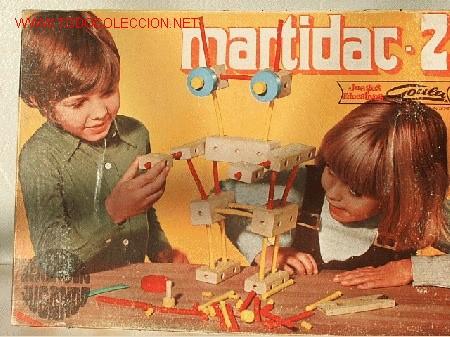 MARTIDAC 2 - GOULA (Juguetes - Juegos - Otros)