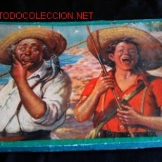 Juegos antiguos: ROMPECABEZAS PLANO. AÑOS 50. EN CAJA ORIGINAL. Lote 27367927